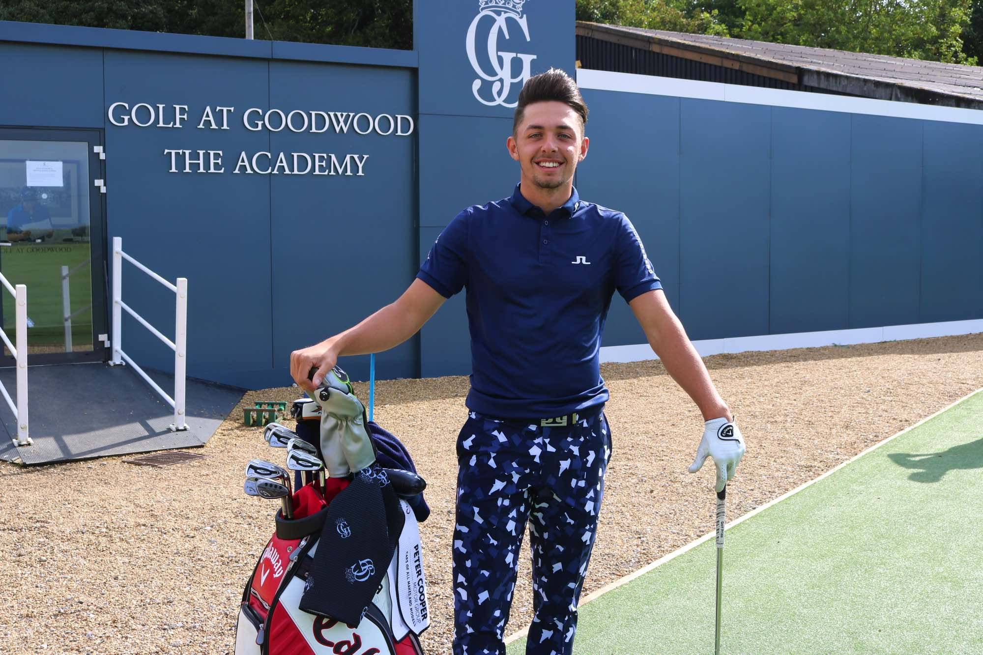 Marco Penge Golf